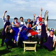 Les chefs derrière les Bleus… EURO 2016, les cuisines vibrent pour la France