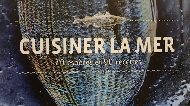 Beaux livres cuisiner la mer de ga l orieux une ode au - Cuisiner une poule faisane ...