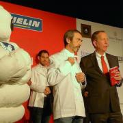Michelin Benelux 2017 – Un seul établissement progresse à 2 étoiles à Luxembourg