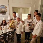 Trophée Mille 2016, un concours qui réunit la jeune cuisine internationale au coeur de la Champagne