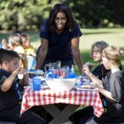 Michelle Obama compte bien continuer son combat contre la malbouffe après son départ de la Maison Blanche