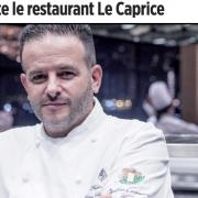 Fabrice Vulin se retire du Caprice à Hong Kong