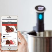 Le matériel de cuisine connecté à internet – La cuisson sous vide à la maison créneau à fort potentiel de développement