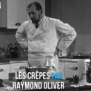 Chandeleur … les crêpes version Raymond Oliver en 1954