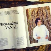 Table Éphémère : Armand Arnal chez MERCI à Paris