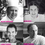 Save The Date – 10 chefs en Altitude pour le Festival Haute Cuisine 2017 – au W Verbier