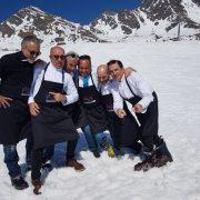 Haute Cuisine en Altitude à l'Hôtel W à Verbier en Suisse – Acte 1 –