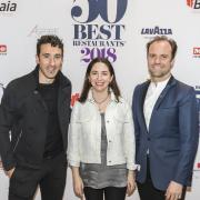 50Best – La cérémonie de remise des prix des 50 meilleurs restaurants du monde 2018 se tiendra à Bilbao