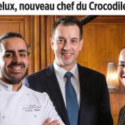 Mercato des chefs – Ca bouge au Crocodile à Strasbourg