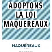 Adoptons la loi Maquereaux – Une raie-ouverture à ne pas louper en direct sur la Seine Parisienne !