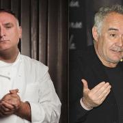 14 chefs espagnols réunis par Ferran Adrià et José Andres à Vinexpo le 19 juin pour un » Taste Of Spain «
