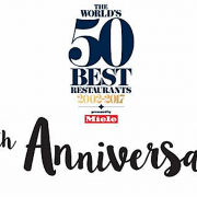 50Best – L'anniversaire des 15 ans se déroulera le 27 juin à Barcelone … Les plus grands chefs du monde seront là !