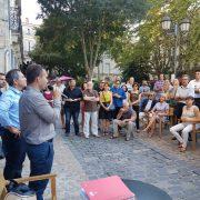 Montpellier – Les frères Pourcel ouvrent le chantier du prochain Jardin des Sens