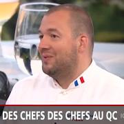 Guillaume Gomez au sujet du dîner de Macron et Trump au Jules Verne : » Nous sommes très heureux quand d'autres chefs sont mis en avant «