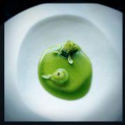 Paris : la Table gastronomique du Cinq