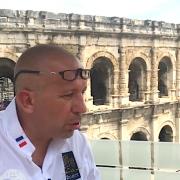 Franck Putelat vous dit tout sur son implantation à Nîmes au Musée de la Romanité