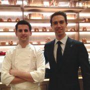 Londres au Grill du Dorchester – Le chef Guillaume Katola : «Au Grill, j'apporte ma connaissance et ma technique françaises, mises au service de la cuisine anglaise»