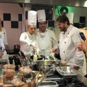 50.000 cours de cuisine sont donnés par an à Paris ….