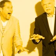 Baumanière – Le trio David kinch, Jean-André Charial, Glenn Viel