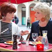 Catherine et Liliane – utilisent aussi TripAdvisor