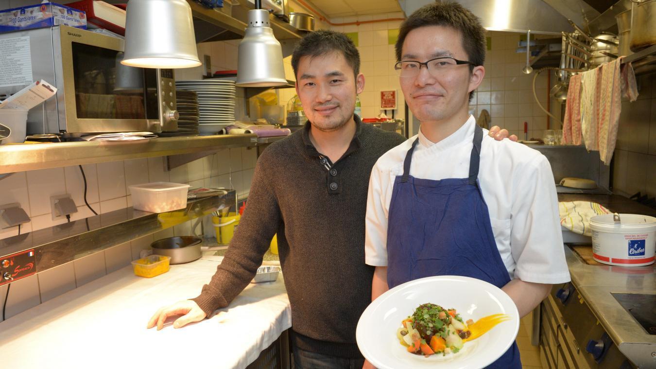 Un cuisinier japonais renvoy dans son pays faute de visas for Emploi dans restauration