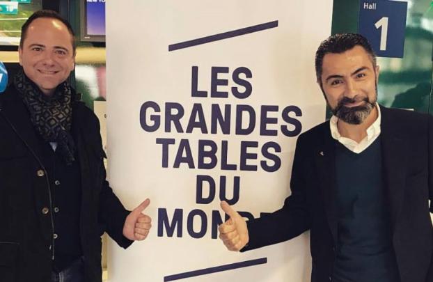 Attention new york les grandes tables du monde - Grandes tables du monde ...