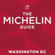 Présentation officielle du Guide Michelin Washington DC 2018