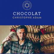 1 jour,1 livre, 1 pâtissier, 1 bûche – Christophe Adam