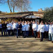 Enodis a réuni les chefs du sud chez Gilles Goujon à Fontjoncouse