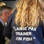Le Fish&Chips 2* Michelin d'Olivier Bellin nous a fait swinger ! Mersea pour ce moment !