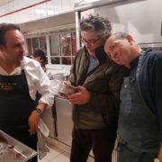 10 chefs cuisinent la truffe de Bourgogne chez le chef Jean-Basptiste Natali