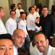 A quelques jours de Noël, Luc Dubanchet réunit les jeunes chefs pour les 15 ans d'Omnivore – Mais qui est vraiment Luc Dubanchet ?