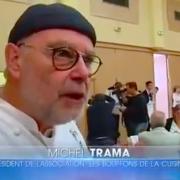 Première année de mobilisation pour » Les Bouffons de la Cuisine «, 110 chefs de cuisine étoilés autour de Michel Trama