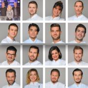 Découvrez les 15 candidats de TOP CHEF 2018 saison 9