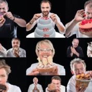 Le Calendrier de La Ligue Contre le Cancer avec les meilleurs pâtissiers