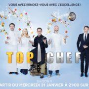 Top Chef 2018 saison 9 – Première émission le 31 janvier, l'émission culinaire va jouer l'excellence