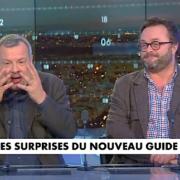 Guide Michelin sur le grill – Périco Légasse, Franck Pinay-Rabaroust, Jean-Sébastien Petitdemange se mettent à table