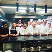 Cuisine d'exception à 4 mains à Paris avec la légende péruvienne Gaston Acurio et le chef Alain Ducasse