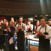 Pop Up Dinner Omnivore – 3 jeunes chefs japonais aux fourneaux