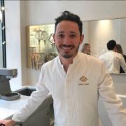 La boutique de Pâtisserie du chef Cédric Grolet ouvre mardi au Meurice à Paris, présentation ce jour à la presse