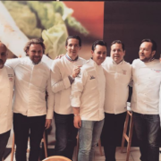 Michelin Main Cities Europe 2018 à Budapest – Christian Constant reçoit le titre de  » chef Mentor «