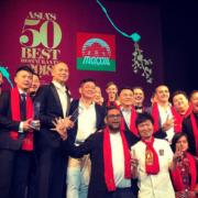 Découvrez Le Classement du Asia's 50 Best Restaurants 2018