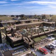 Halles du Lez – le premier Food Court ouvrira à Montpellier début d'année 2019