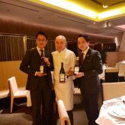 Château Puech Haut et le Languedoc à l'honneur à Tokyo, au restaurant Sens & Saveurs