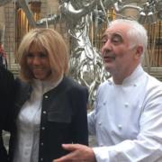 Le chef Guy Savoy, et le boulanger Éric Kayser s'envoleront demain aux États-Unis avec le Président Macron