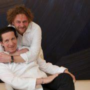 Christophe Bacquié/Arnaud Donckele » Deux hommes qui partagent la même passion pour la cuisine depuis l'enfance » pour Var Matin