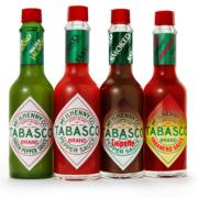 Tabasco® fête ses 150 ans