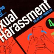 San Francisco – Une affiche pour lutter contre le harcèlement sexuel dans la restauration