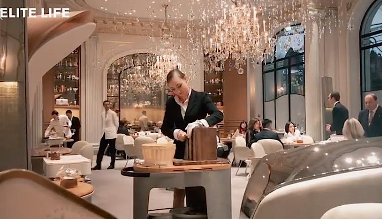 restaurant alain ducasse paris