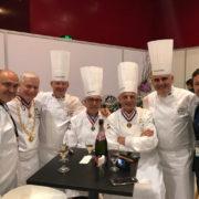 Bocuse d'Or Asia-Pacific 2018 – J1 – Les chefs arrivent pour le diner des Grands chefs de ce soir – le tout en image